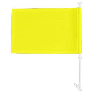 Nautical Signal Flag Quebec Letter Q Car Flag