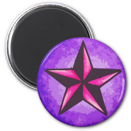 Nautical Star Magnet