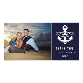 Nautical Thank You | Photo Card