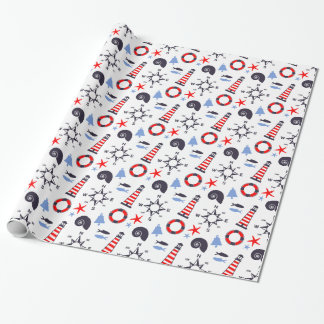 Nautical Theme #1 Wrapping Paper