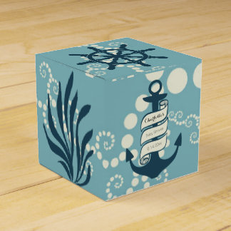 Nautical Theme Favour Box