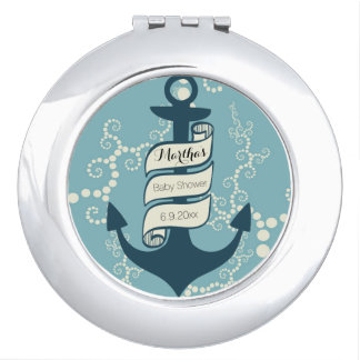 Nautical Theme Mirrors For Makeup