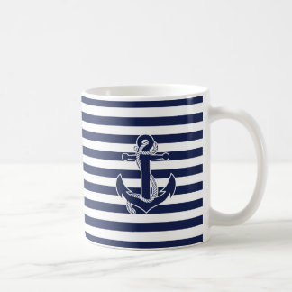 Nautical Themed Gifts Classic Mugs Anchor