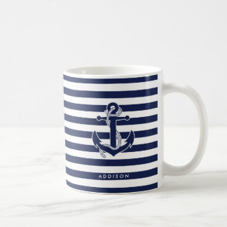 Nautical Themed Gifts Classic Mugs Personalized