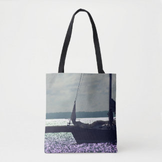 Nautical Themed Tote Bag