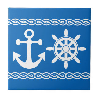 Nautical tile