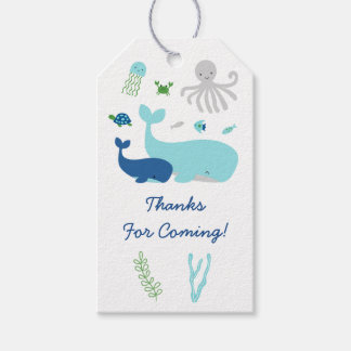 Nautical Under The Sea Baby Shower