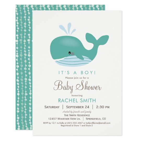 Uk Baby Shower Co: Woodland Critters Baby Shower Invitation