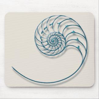 Nautilus 2 mouse mat
