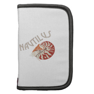 Nautilus Animal Folio Planner