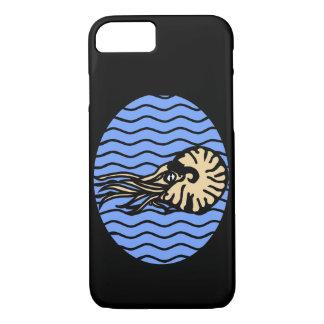 Nautilus Graphic iPhone Case