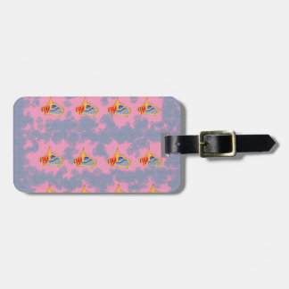 nautilus home, luggage tag