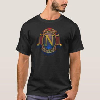 Nautilus N Shield by David McCamant T-Shirt