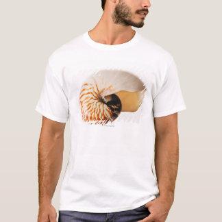 Nautilus seashell (Nautilus stenomphalus) T-Shirt