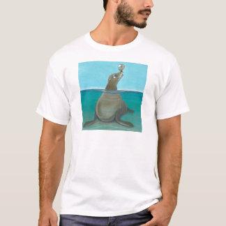 """Nautilus"" The Sea Lion T-Shirt"