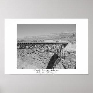 Navajo Bridge, Arizona Posters