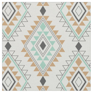 Navajo Diamonds Fabric