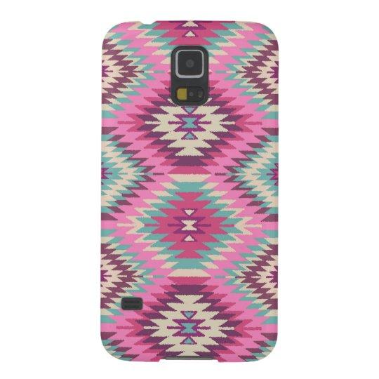"""""""Navajo Dreams-Pink"""" Samsung Galaxy S5 Case"""