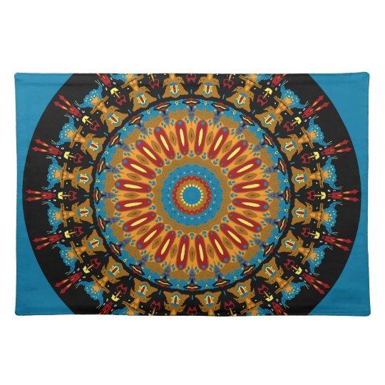 Navajo Inspired Design No. 4 Placemats