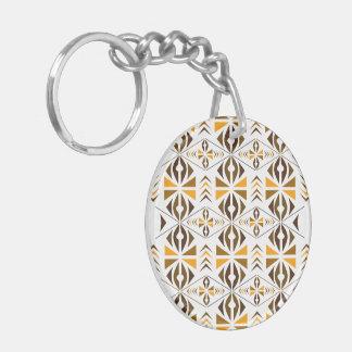 Navajo Acrylic Keychains