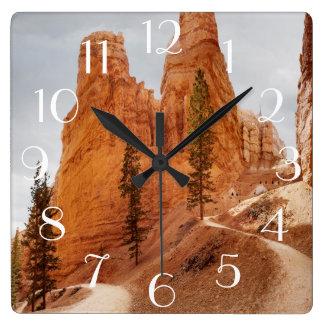 Navajo Loop Trail, Bryce Canyon Clock