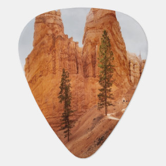 Navajo Loop Trail, Bryce Canyon Guitar Pick