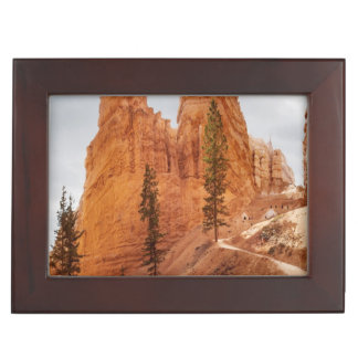 Navajo Loop Trail, Bryce Canyon Keepsake Box