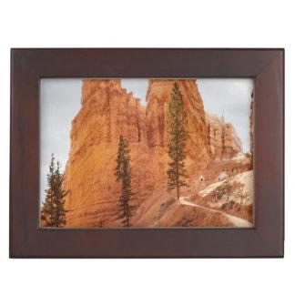 Navajo Loop Trail, Bryce Canyon Keepsake Boxes