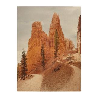 Navajo Loop Trail, Bryce Canyon Wood Wall Decor