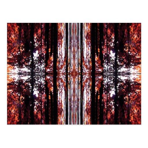 Navajo Pattern  #4328 Post Card