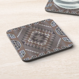 Navajo Pattern Coaster