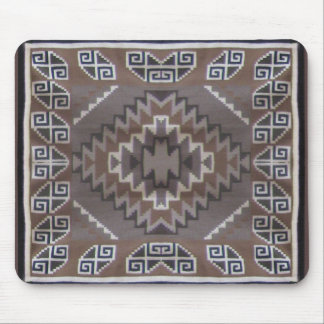 Navajo Pattern Mouse Mat