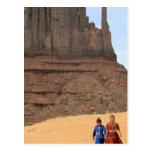 Navajo Reservation Land Post Cards