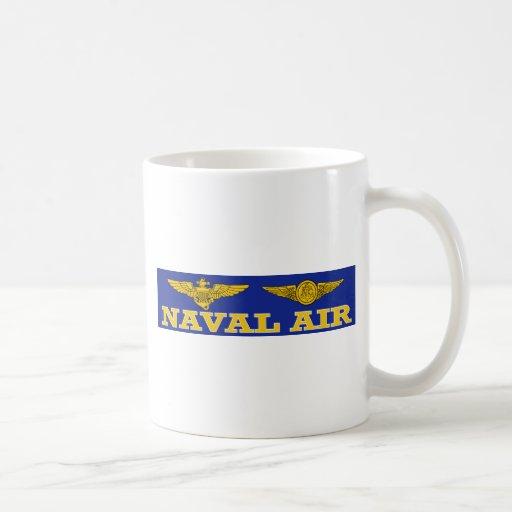 Naval  Air Insignia Mugs