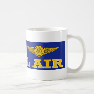 Naval  Air Insignia Mug
