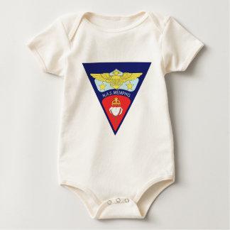 Naval Air Station - Memphis Baby Bodysuit