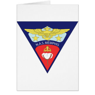 Naval Air Station - Memphis Cards
