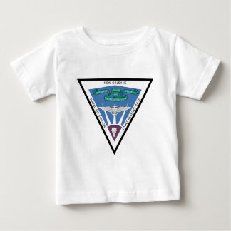 Naval Air Station - New Orleans Baby T-Shirt