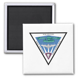 Naval Air Station - New Orleans Magnet
