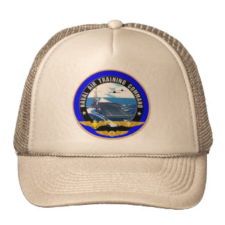 Naval Air Training Command Hat