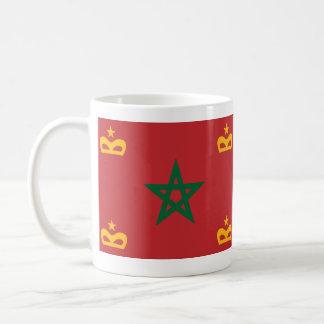 Naval Ensign Morocco, Morocco Mugs