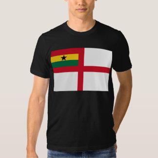 Naval Ensign Of Ghana, Ghana flag Tshirt