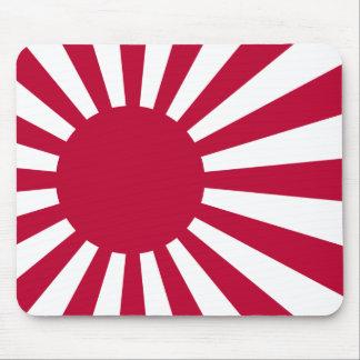 Naval Ensign of Japan flag Mouse Mat