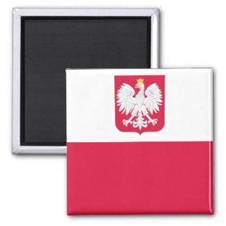 Naval Ensign Of Poland, Poland Fridge Magnets
