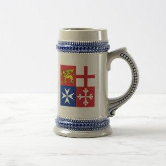 Naval Jack Italy, Italy Beer Steins