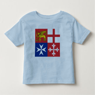 Naval Jack Italy, Italy Tshirt