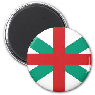 Naval Jack Of Bulgaria, Bulgaria flag Magnets