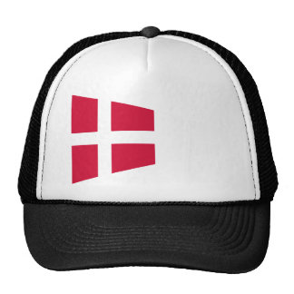 Naval Rank Denmark - Chief Of Squadron Denmark Hat