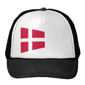 Naval Rank Denmark - Chief Of Squadron Denmark Hat