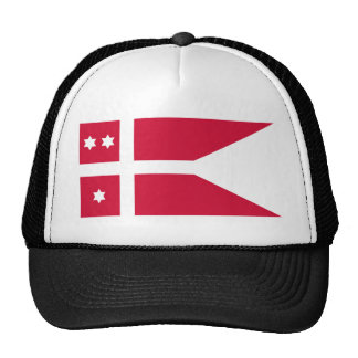 Naval Rank Denmark - Vice Admiral Denmark Mesh Hat